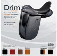 Drim dressage saddle by Zaldi